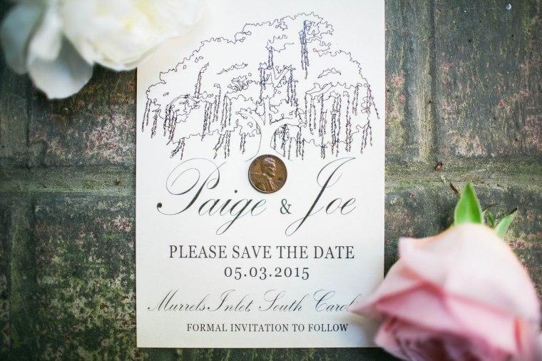 Paige & Joe, Wedding at Brookgreen Gardens, SC-15